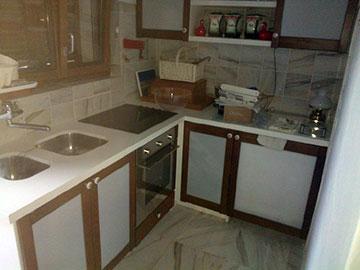 cucina su misura per stanza piccola
